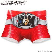 仮面ライダーシリーズ45周年記念 仮面ライダーシリーズなりきり風ボクサーパンツ 龍騎