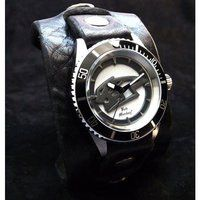 TIGER & BUNNY  x Red Monkey Collaboration Wristwatch 虎徹モデル