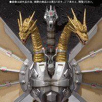 【抽選販売】S.H.MonsterArts メカキングギドラ