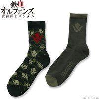 機動戦士ガンダム 鉄血のオルフェンズ 鉄華団  靴下