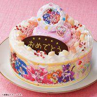 キャラデコお祝いケーキ キラキラ☆プリキュアアラモード(5号サイズ)