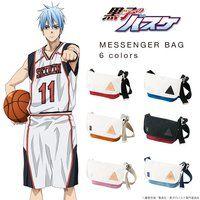 黒子のバスケ メッセンジャーバッグ