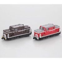 Bトレインショーティー DD51形ディーゼル機関車 1号機茶色・標準色(Aセット)【再販】