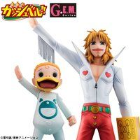 G.E.M.シリーズ 金色のガッシュベル!! キャンチョメ&パルコ・フォルゴレ