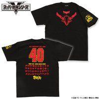 感謝祭×スーパー戦隊シリーズ Tシャツ