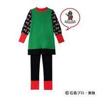 【une nana cool】仮面ライダーレディースパジャマ
