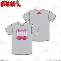 おそ松さん Tシャツ 6つ子松柄