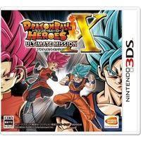 3DS ドラゴンボールヒーローズ アルティメットミッションX