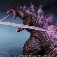 S.H.MonsterArts ゴジラ(2016)第4形態覚醒Ver.【2次:2017年8月発送】