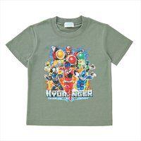 宇宙戦隊キュウレンジャー TシャツセレクションリアルグラフィックC