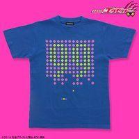 仮面ライダーエグゼイド 宝生永夢 Tシャツ 99柄 ロイヤルブルー