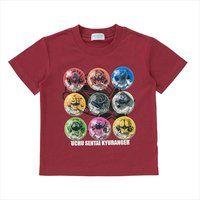 宇宙戦隊キュウレンジャー TシャツセレクションリアルグラフィックA