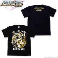 アイドルマスター ミリオンライブ 4thLIVE EXTRA Tシャツ