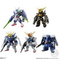 FW GUNDAM CONVERGE SELECTION [REAL TYPE COLOR](10個入)