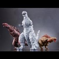 「シン・ゴジラ」ムービーモンスターシリーズ ゴジラ2016 形態変化3体セット