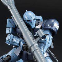 HG 1/144 MS-05 ザクI(黒い三連星機)