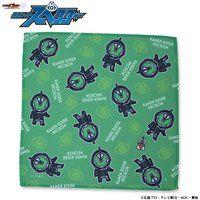 仮面ライダーゴーストRE:BIRTH 「仮面ライダーネクロム」総柄ミニクロス