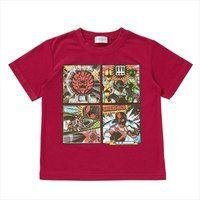 宇宙戦隊キュウレンジャー Tシャツセレクション コミックB
