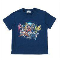宇宙戦隊キュウレンジャー Tシャツセレクション リアルグラフィック