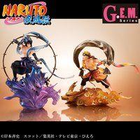 G.E.M.シリーズ remix NARUTO-ナルト- 疾風伝 風神雷神セット【送料無料】