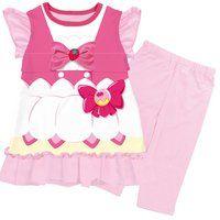 キラキラ☆プリキュアアラモード 変身半袖パジャマ キュアホイップ