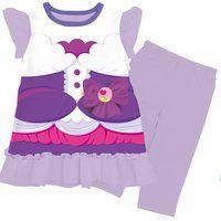 キラキラ☆プリキュアアラモード 変身半袖パジャマ キュアマカロン