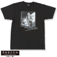 仮面ライダー×菅原芳人計画 仮面ライダー2号 嵐の男Tシャツ