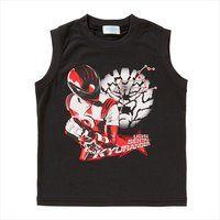 宇宙戦隊キュウレンジャー Tシャツセレクションノースリーブ  3TONE柄A