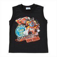 宇宙戦隊キュウレンジャー Tシャツセレクションノースリーブ リアルグラフィック柄B