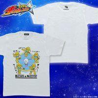 宇宙戦隊キュウレンジャー パーソナルTシャツ  ナーガ&バランス