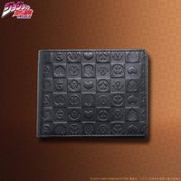 JOJO's wallet series レザーウォレット(ハーフ)【2017年9月発送分】