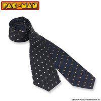 パックマン 総柄 ネクタイ