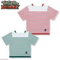 TIGER & BUNNY ボートネックボーダーTシャツ 【SOURCES GRIFFIN】
