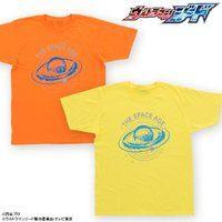 『ウルトラマンジード』朝倉リク THE SPACE AGE Tシャツ 宇宙柄