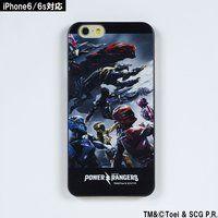 映画『パワーレンジャー』iPhoneケース