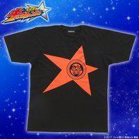宇宙戦隊キュウレンジャー 「サソリオレンジ」なりきり風デザインTシャツ【2次受注】