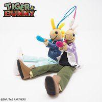 TIGER & BUNNY ココペリ人形チャーム