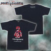 パワーレンジャー Tシャツ デフォルメ柄