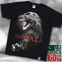 ゴジラ誕生60周年記念 『ゴジラVSキングギドラ』 ゴジラTシャツ【再入荷】
