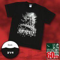ゴジラ誕生60周年記念『ゴジラ FINAL WARS』Tシャツ【再入荷】