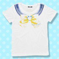 美少女戦士セーラームーン なりきりセーラーTシャツ(セーラーウラヌス柄)