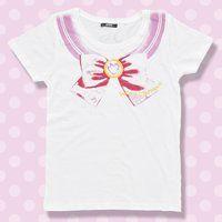 美少女戦士セーラームーン なりきりセーラーTシャツ(セーラーちびムーン柄)【8月お届け】