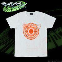 ゼーガペイン BACK TO 4.5 Tシャツ 【2017年8月発送】