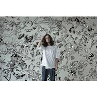宇宙戦隊キュウレンジャー×C&C限定オリジナルボディ スラブ地 星座Tシャツ(ホワイト)