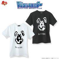 デジタルモンスター20th ドットTシャツ(birth)