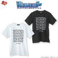 デジタルモンスター20th ドットTシャツ(egg1)