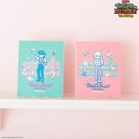 TIGER & BUNNY×HTML ZERO3 Guttarelax Reunited Buddy Canvas Panel(キャンバスパネル)