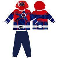 宇宙戦隊キュウレンジャー 変身リアルプリントパジャマ ホウオウソルジャー