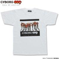 サイボーグ009 CALL OF JUSTICE Tシャツ(キービジュアル柄)