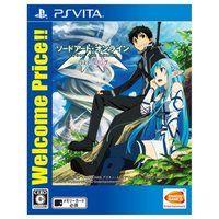 PS Vita ソードアート・オンライン —ロスト・ソング— Welcome Price!!
